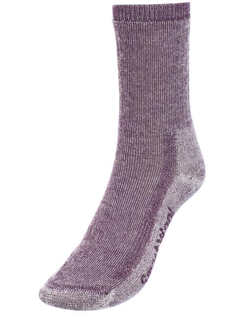 Smartwool Hike Medium - Calcetines Mujer - violeta